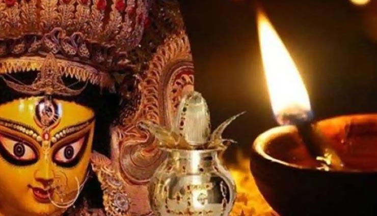नवरात्रि स्पेशल : मातारानी के सामने जलाई जाती हैं अखंड ज्योति, जानें इससे जुड़े जरूरी नियम