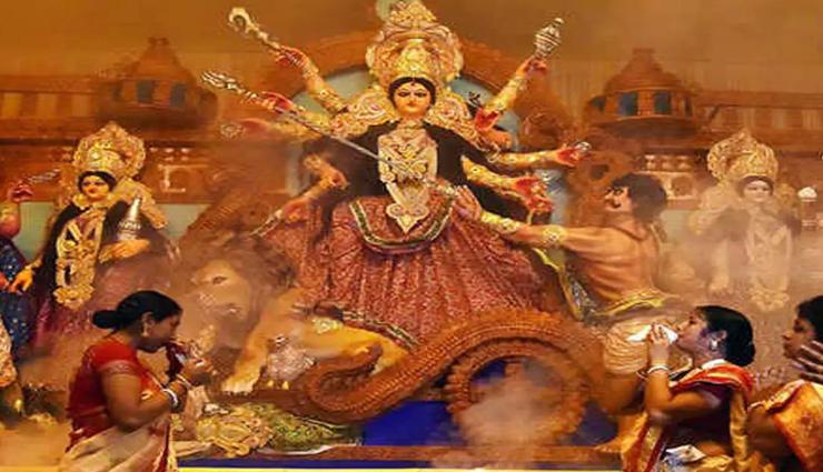 Navratri 2021 : नवरात्रि के दिनों में करें इन जगहों की सैर, देखने को मिलेगी मातारानी की अपार भक्ति