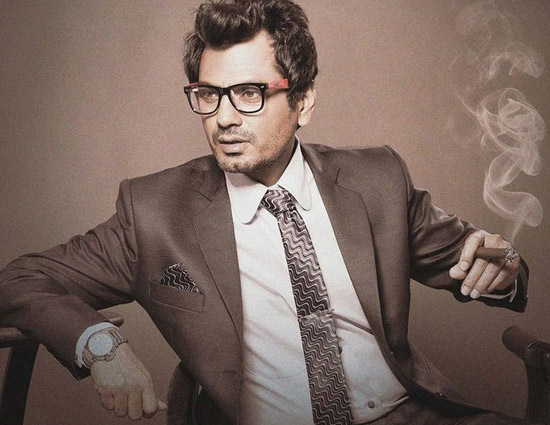 Nawazuddin Shares First Look of His First International Web Series