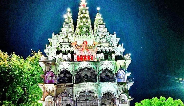 मातारानी के इस मंदिर में मनोकामना पूर्ती के लिए देना पड़ता हैं धरना