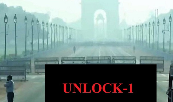 unlock 1,no prasad holy water or singing in religious places,new rules for every places,news