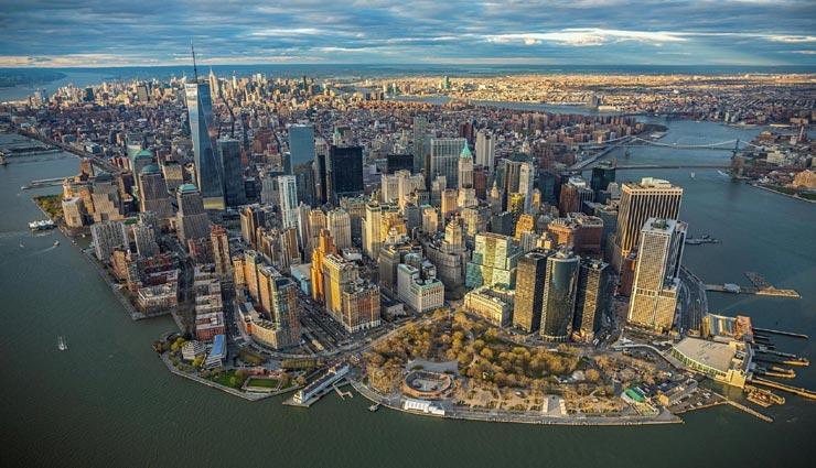 बना रहे है छुट्टियों में विदेश यात्रा का प्लान, जरूर करें न्यू यॉर्क के इन जगहों की सैर