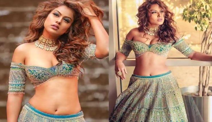 निया शर्मा का बैकलेस ड्रेस में यह बोल्ड लुक सभी को बना रहा अपना दीवाना
