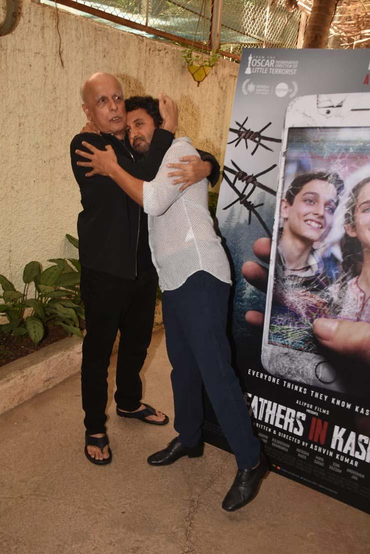 no fathers in kashmir,no fathers in kashmir trailer launch,mahesh bhatt,kashmir,soni razdan,bollywood,bollywood gossips,bollywood news
