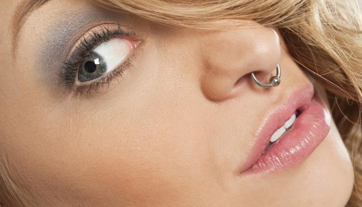 tips to remember before and after nose piercing