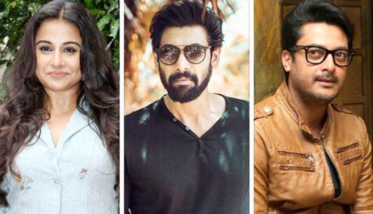 NTR Biopic: Vidya Balan, Rana Daggubati and Jisshu Sengupta to star in the film