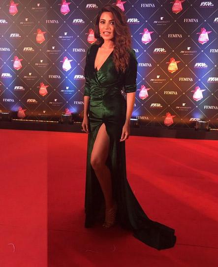 nykaa femina beauty awards 2018,red carpet look from nykaa femina beauty awards 2018,Aishwarya Rai Bachchan,rekha,disha patani,zareen khan,arjun kapoor,bollywood,entertainment news