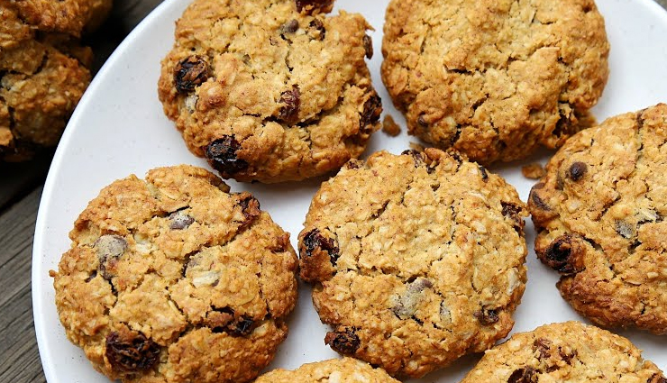 Recipe- Eggless Oats Jaggery Cookies Make a Nice Treat With Chai or Coffee