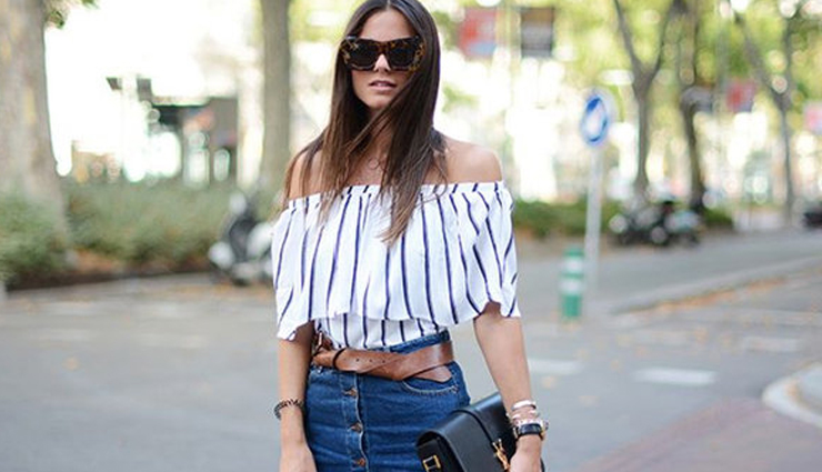 Here are Some Tips To carry Those Off Shoulder Outfits With Confidence