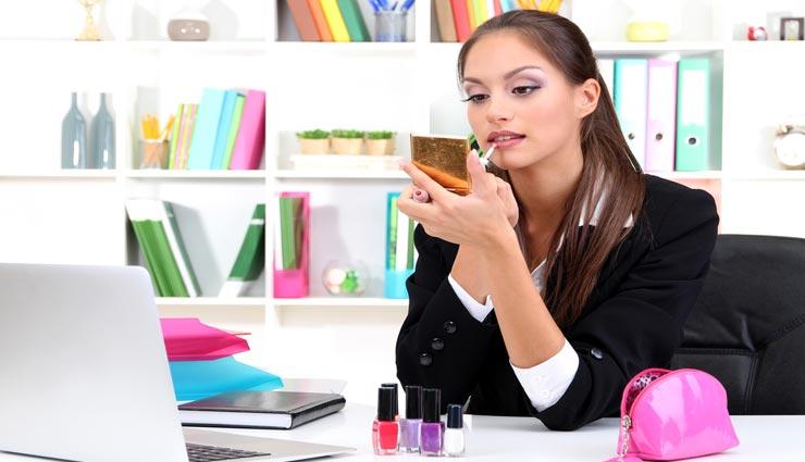 makeup tips,makeup tips in hindi,instant makeup tips,makeup tips for office working girl,beautiful face ,मेकअप टिप्स, मेकअप टिप्स हिंदी में, इंस्टेंट मेकअप टिप्स, ऑफिस वर्किंग गर्ल्स के लिए मेकअप टिप्स, खूबसूरत चेहरा
