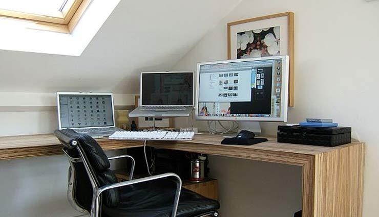 घर में भी बना सकते है ऑफिस, वर्क फ्रॉम होम के लिए रहेगा बेहतरीन