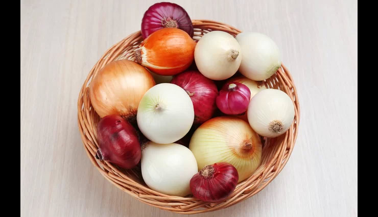Beauty Benefits of Eating Onion