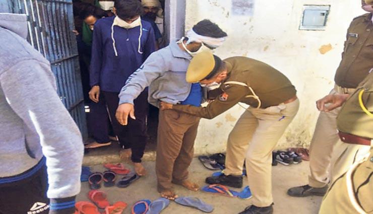 जयपुर : माफिया राज के खिलाफ चलाया गया ऑपरेशन फ्लश आउट, जेल में मिले 68 मोबाइल
