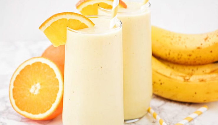 Recipe- Kids Will Love Orange Creamsicle Smoothie During Summer