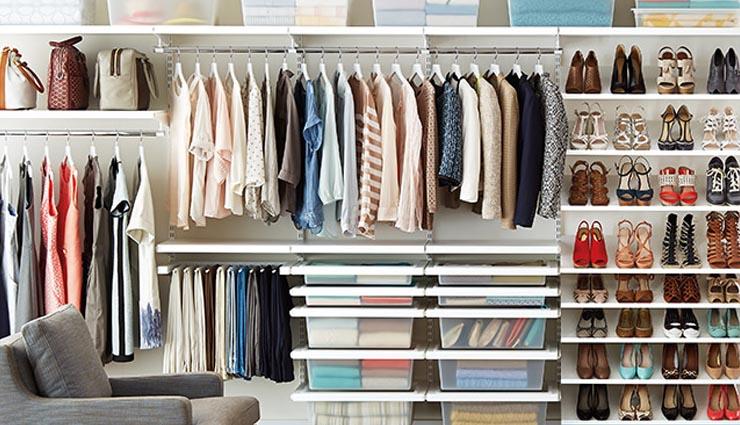 household,household tips,tips for organized wardrobe