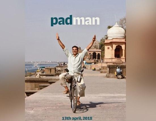 "Akshay Kumar Announces ""O Saale Sapne"" Track from Padman"