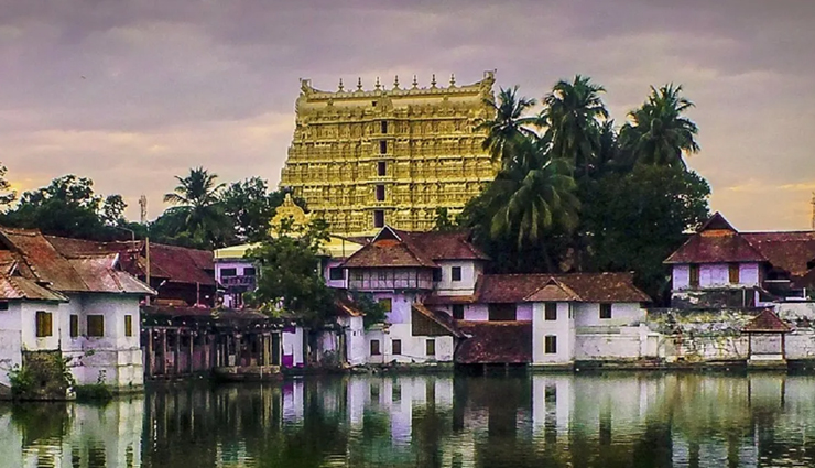 Mystery About The Seventh Gate of Padmanabhaswamy Temple