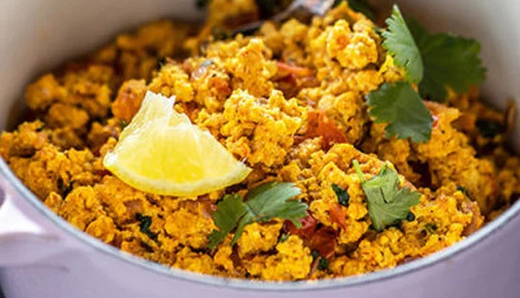 summer recipe,paneer bhurji,paneer recipe,main course recipe