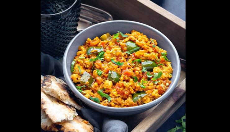Recipe- Easy To Make Paneer Bhurji For Perfect Weekend