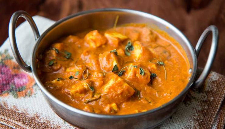 Recipe- Restaurant Style Paneer Makhani