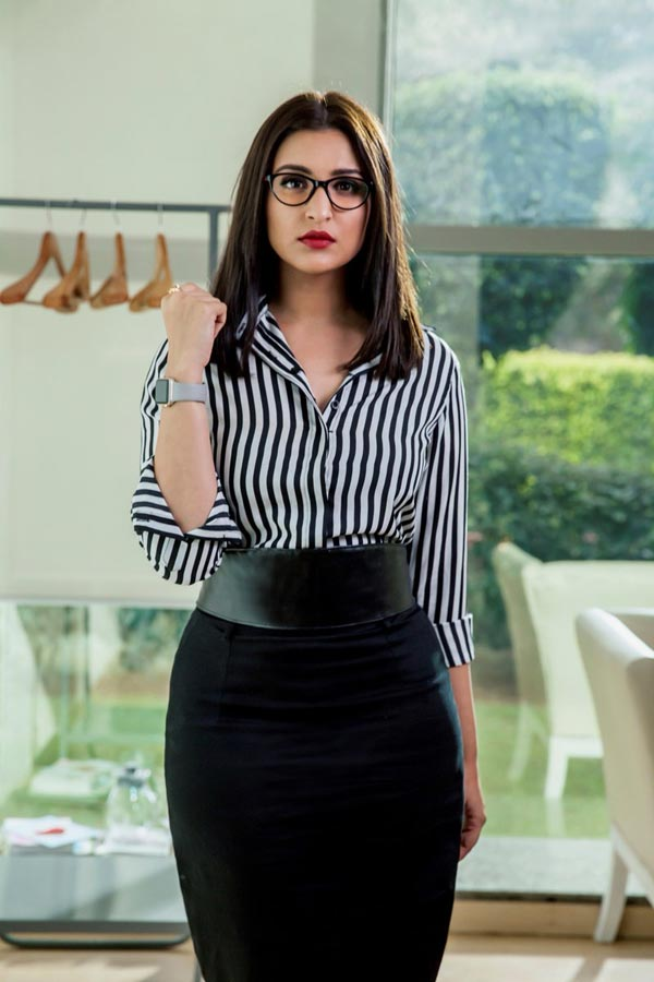 Parineeti Chopra Turns Confident and Ambitious Corporate Girl