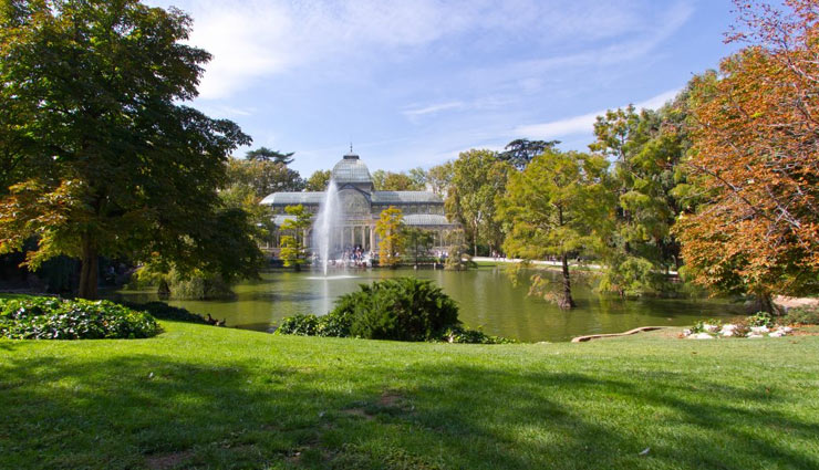 5 Most Beautiful Parks To Visit in Madrid