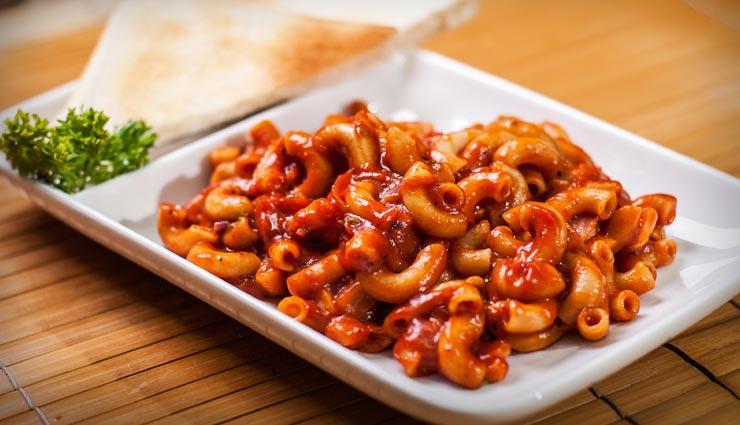 pasta in red sauce recipe,recipe,recipe in hindi,special recipe ,पास्ता इन रेड सॉस रेसिपी, रेसिपी, रेसिपी हिंदी में, स्पेशल रेसिपी