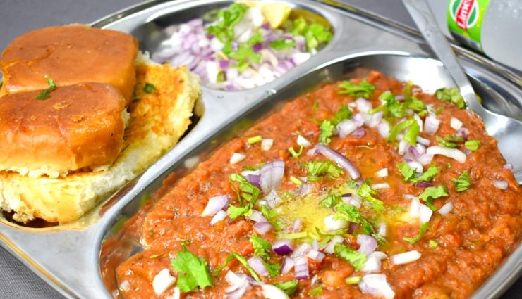 mumbai pav bhaji,pav bhaji recipe,street style pav bhaji recipe,hunger struck,food,pav bhaji recipe