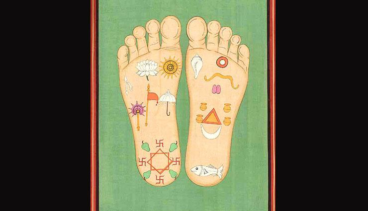 राम और देवी सीता के चरणों में है 48 शुभ चिन्ह, जानें इनके बारे में