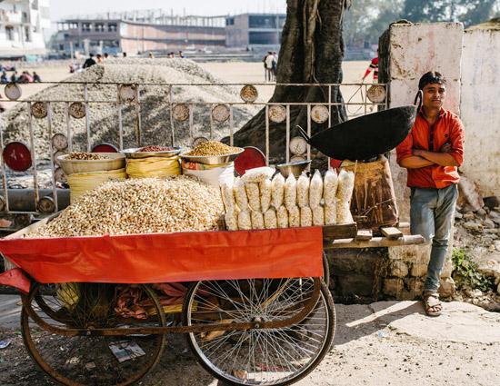 Makar Sankranti- With Festival Around Peanuts, Popcorns Demand Rises
