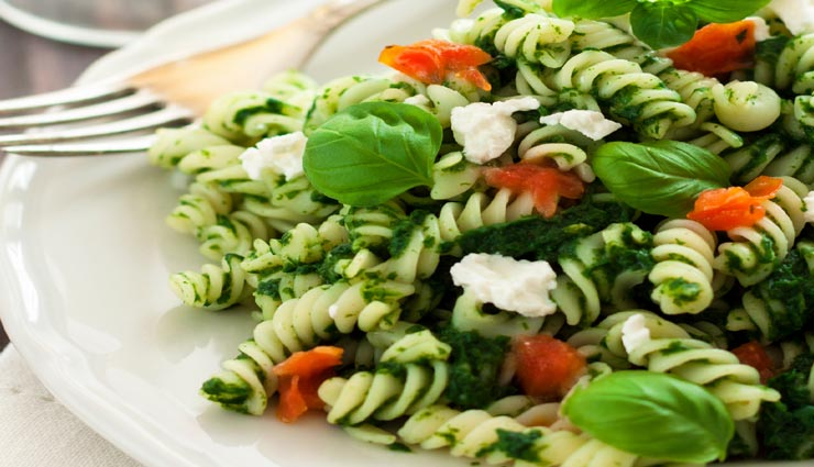 जानें 'पेस्तो पास्ता' बनाने का तरीका, बच्चों के साथ बड़ों को भी आएगा पसंद #Recipe