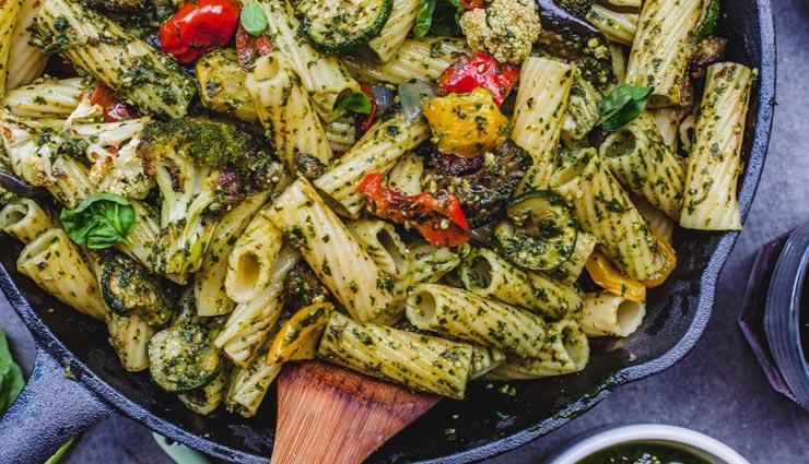 pesto pasta recipe,recipe,fastfood recipe,pasta recipe,special recipe ,पेस्तो पास्ता रेसिपी, रेसिपी, पास्ता रेसिपी, फ़ास्टफ़ूड रेसिपी, स्पेशल रेसिपी