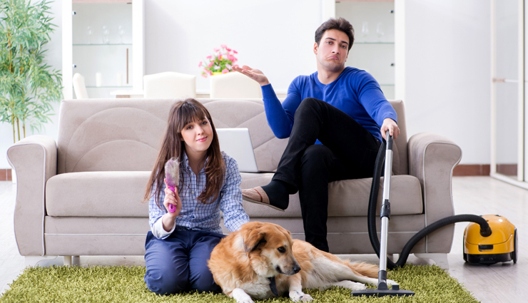 remove pet hair from your house,tips for removing pet hair,household tips,home decor tips,home cleaning tips