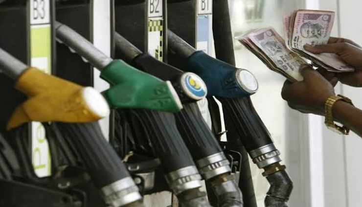 आज फिर बढ़े पेट्रोल-डीजल के दाम, जानिए- क्या हैं आपके शहर में तेल के भाव