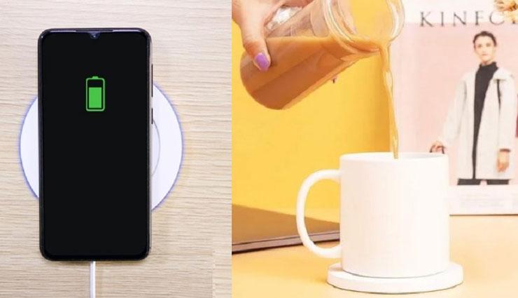 hindi news,warm cup xiaomi latest product,xiaomi warm cup,xiaomi accessories,warm cup benefits,wireless charging cup,news,news in hindi ,शियोमी, वायरलेस वॉर्म कप