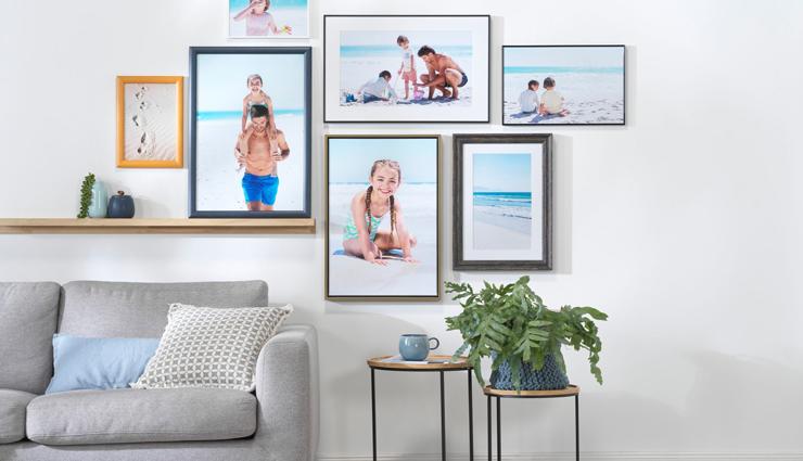 12 Creative Ways To Showcase Photos on Wall
