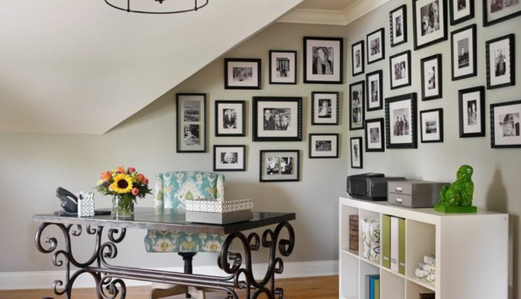 ways to showcase photos on wall,creative ways to make photo wall in house,household tips,home decor tips