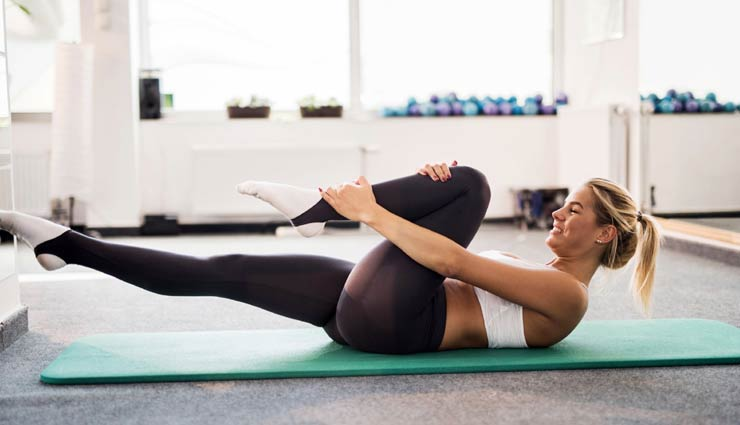 pilates exercises,pilates exercises for quick weight loss,exercises for weight loss,weight loss tips,Health tips,toe dip,criss-cross,back extension with spin,the hundred,leg circle