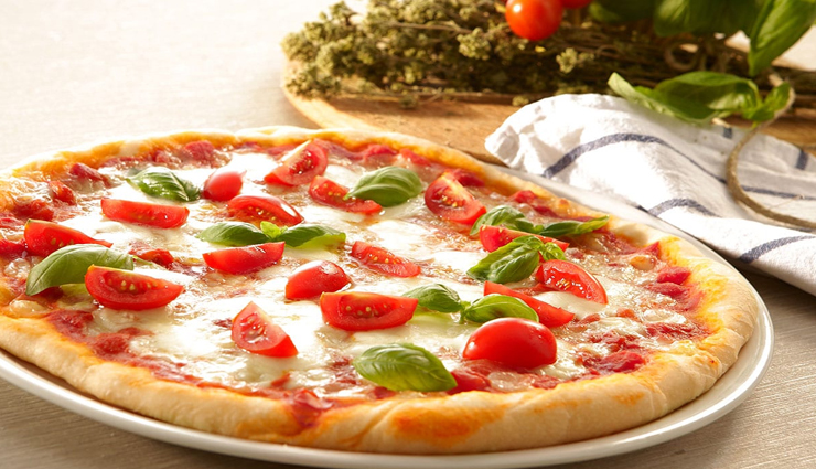 Recipe- Make Your Guests Happy With This Easiest To Make Pizza