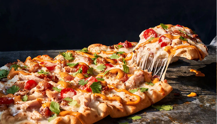 Recipe- Spicy Chipotle Pizza For House Party