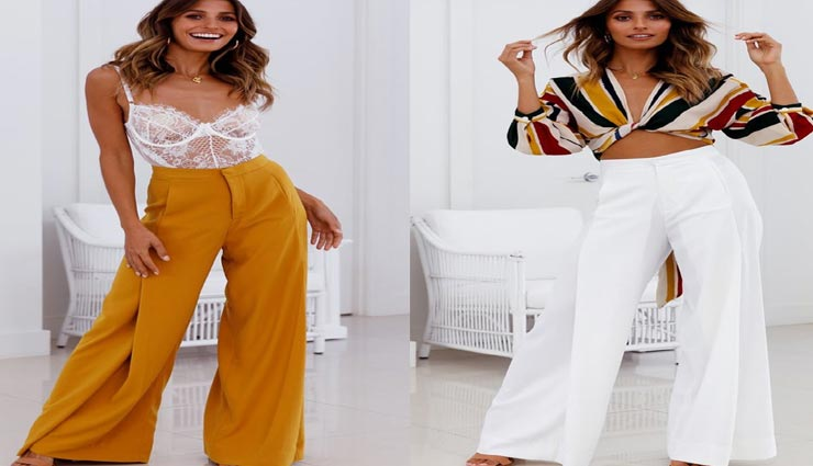 fashion tips,fashion tips in hindi,stylish pants,girls fashion,classy and trendy look by pants ,फैशन टिप्स, फैशन टिप्स हिंदी में, लड़कियों का फैशन, स्टाइलिश पैन्ट्स, क्लासी और ट्रेंडी लुक देने वाली पैन्ट्स