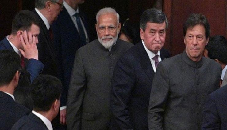 sco summit,narendra modi,imran khan,india,china,pakistan,terrorism,kyrgyzstan,sco summit 2019,pm modi,bishkek,news,news in hindi ,पाकिस्तान,भारत,इमरान खान,नरेन्द्र मोदी,किर्गिस्तान,बिश्केक,शंघाई कॉर्पोरेशन ऑर्गनाइजेशन