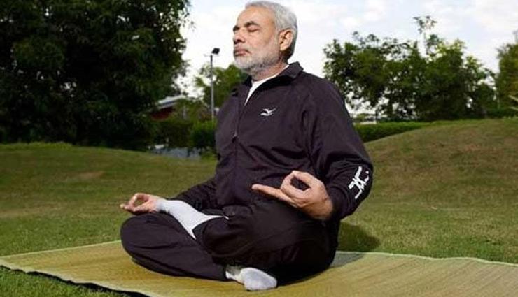 Fact Check: PM मोदी का वीडियो बताकर BJP नेता ने शेयर किया अयंगर का योग VIDEO