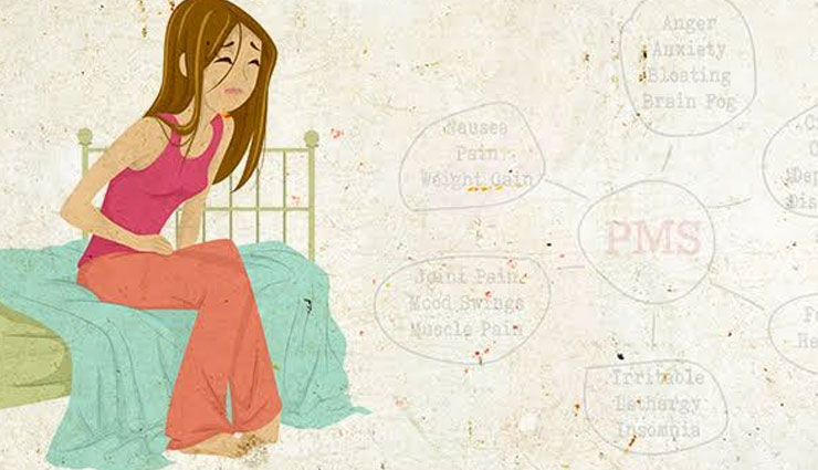 10 Home Remedies To Treat Problem of PMS
