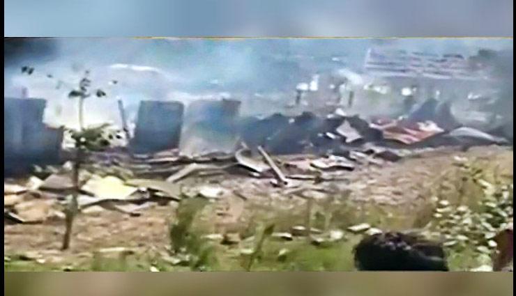 भारतीय सेना ने POK में गोले दागकर 3 आतंकी लॉन्च पैड किए तबाह, सेना प्रमुख ने कहा- करीब 6 से 10 पाकिस्तानी सैनिक और कई आतंकी मारे गए