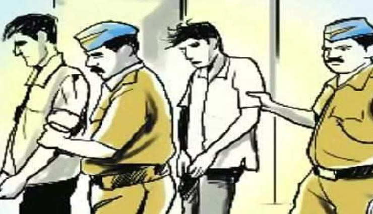 जयपुर : चोरी करने वाला हाईटेक गैंग, फ्लाइट से आते और सिर्फ एसी वाले घरों को बनाते निशाना