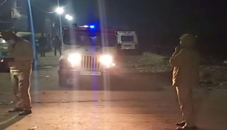 जयपुर : पुलिस ने चलाया बड़ा सर्च अभियान, 50 से ज्यादा संदिग्ध युवक हिरासत में