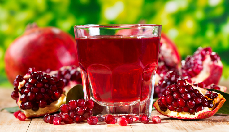From Heart Health to Supporting Mental Clarity, Here are Some Amazing Health Benefits of Pomegranate Juice