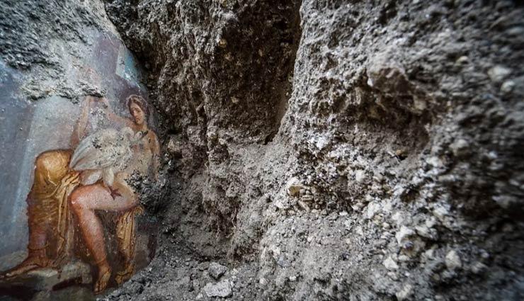 pompeii,interesting facts about pompeii,ancient roman city of pompeii,weird news