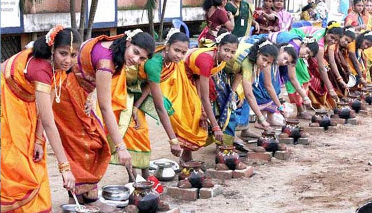 different states celebrates,four day long festival,andhra pradesh and telengana,sakraat,bihar and jharkhand,uttarayan,gujarat,lohri,punjab,makar sankrant,maharashtra,pongal,tamil nadu,poush parbon,west bengal,kumbh mela,makar sankranti special,makar sankranti